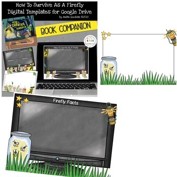 How to Survive As a Firefly Digital Templates FREEBIES