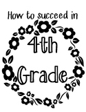 How to Survive Fourth Grade