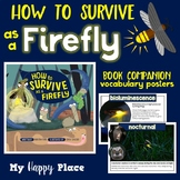 How to Survive as a Firefly Vocabulary Posters
