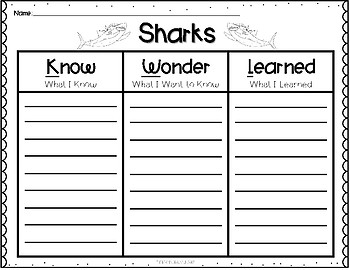 How to Survive as a Shark Book Companion Freebie