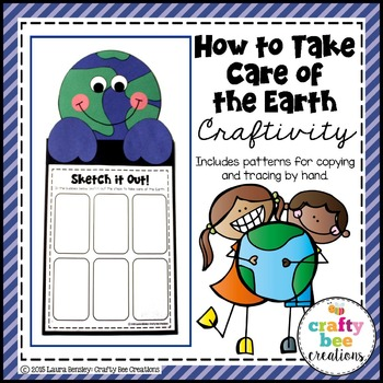 How to Take Care of the Earth Craftivity