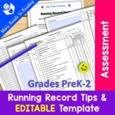 How to Take Running Records: K-1