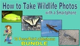 How to Take Wildlife Photos with a Smartphone BUNDLE