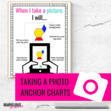 How to Take a Picture Anchor Chart