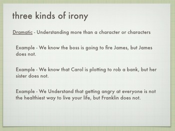 How to Talk About Irony Keynote