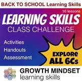 Advisory GROWTH MINDSET Challenge ⭐ 21st Century Learning