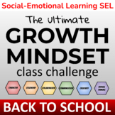 GROWTH MINDSET Group Challenge ⭐ BACK to SCHOOL Learning S