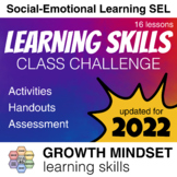 GROWTH MINDSET Group Challenge ⭐ Social Emotional Learning