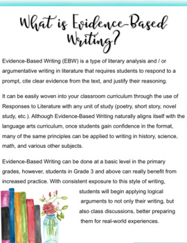 How to Teach Argumentative Writing - A Step-By-Step Guide