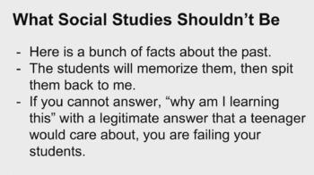 How to Teach High School Social Studies (Free)