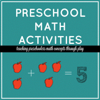 Early Childhood: How to Teach Kindergarten and Preschool Math