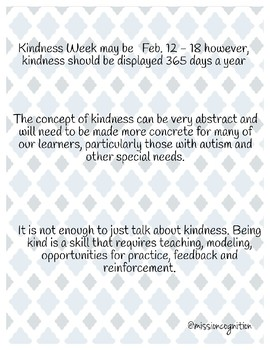 How to Teach Kindness Using Evidence-Based Practices