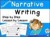 Narrative Writing -Teaching Narrative Writing 2nd grade