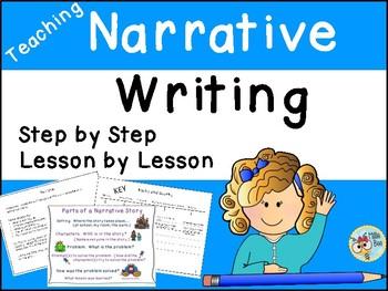 Narrative Writing -Teaching Narrative Writing 2nd grade by