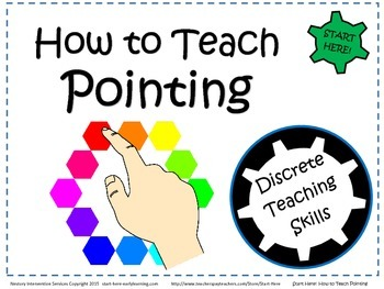 How to Teach Pointing