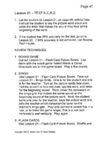 How to Teach Reading Lesson 21 - 30