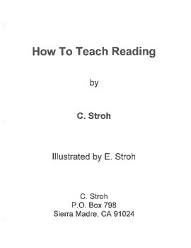 How to Teach Reading Lesson 54 - 60