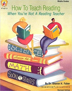 How to Teach Reading When You're Not a Reading Teacher - Middle Grades