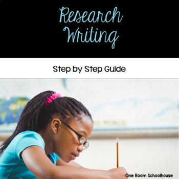 How to Teach Research Writing