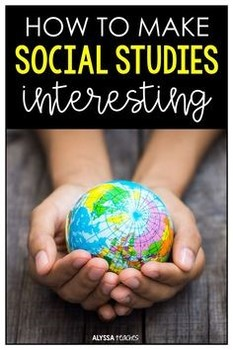 Early Childhood: How to Teach Social Studies to Kids