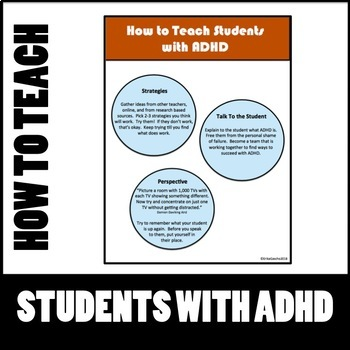 How to Teach Students with ADHD