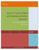 How to Teach a Child with ADHD
