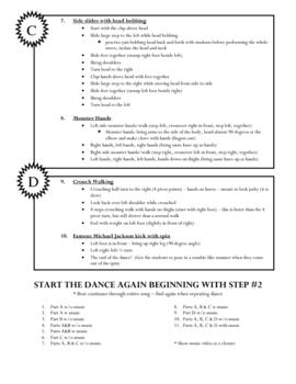 How to Teach the Thriller Dance