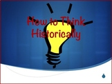 How to Think Historically