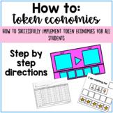How to: Token Economies (Behavior Management Strategy)