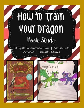 How to train your dragon book study by aforce teachers pay teachers ccuart Gallery