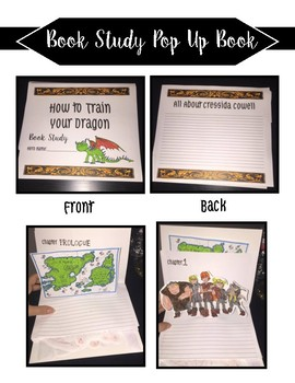 How to Train Your Dragon Book Study