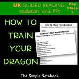 How to Train Your Dragon: Vocabulary