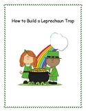How to Trap a Leprechaun Writing Project