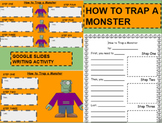 How-To and Descriptive Halloween Writing for Google Slides