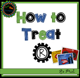 How to Treat R  No Print Interactive PDF.    Articulation of R