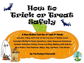 How to Trick or Treat Safely