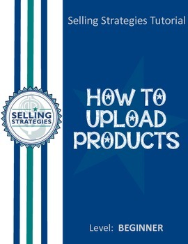 How to Upload a TpT Product