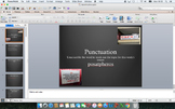 How to Use Apostrophes - Lesson/PowerPoint Presentation