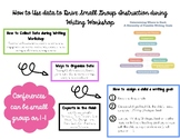 How to Use Data to Drive Small Group Instruction During Wr