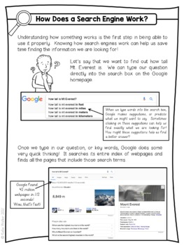 How to Use Google Search - Research Skills