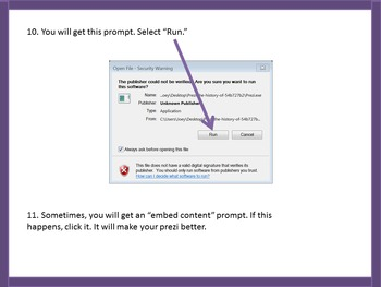 How to Use Prezi on a Desktop