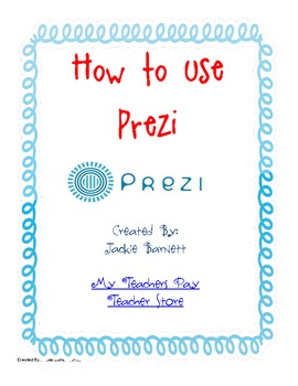 How to Use Prezi with Video! *FREE*