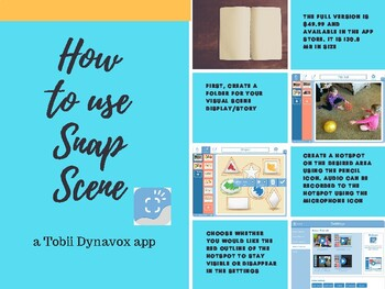 How to Use Snapscene