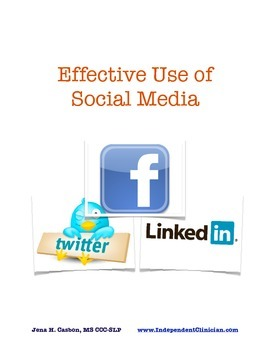 How to Use Social Media to Grow Your Speech Therapy Privat