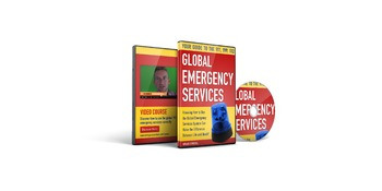 How to Use The 911, 999 &112 Emergency Services Correctly Video Course (DVD)