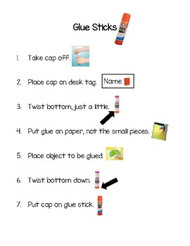 How to Use a Glue Stick