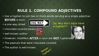 How to Use a Hyphen PowerPoint