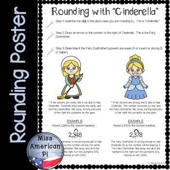 Rounding with Cinderella Poster