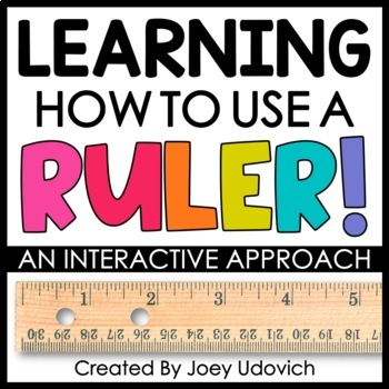 Measurement: Learning How to Use A Ruler