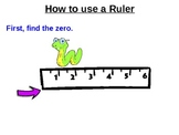 How to Use a Ruler *PowerPoint Presentation*